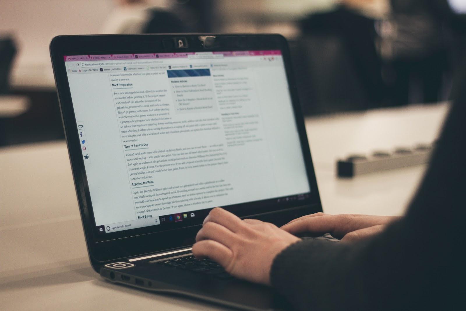 10 blogging tools